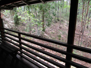 The Hut Deck